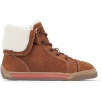 Thick-Soled Boots, 26-36