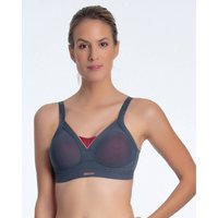 Active Shaped Support Bra, Non-underwired