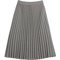 shop for Sunray Pleated Midaxi Skirt in Houndstooth Check at Shopo