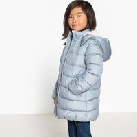 Padded Coat with Stand-Up Collar, 3-12 Years