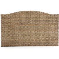 Malu Wicker Double Headboard