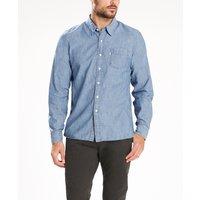 Cotton Straight Cut Shirt