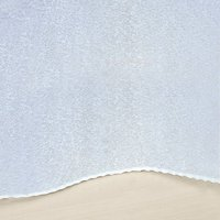 Sylva Single Voile Panel with Gathered Header