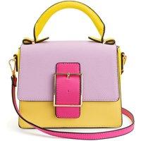 Three-Tone Mini Handbag