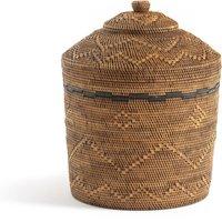 BRAZIL Medium Woven Storage Basket