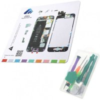 Kit patron magnétique démontage et Outils Réparation iPhone 5