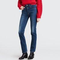 724 High Waist Straight Jeans
