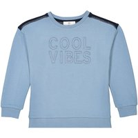 Slogan Sweatshirt, 3-12 Years