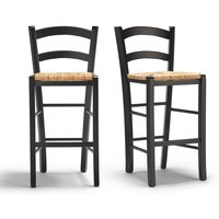 Perrine Mid-Height Bar Stools (Set of 2)