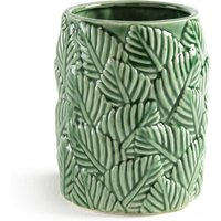 Catalpa Earthenware Vase