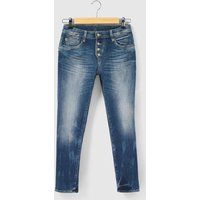 5-pocket Cotton Jeans, 8 - 16 Years
