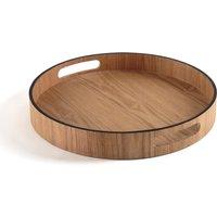 Lieba Round Wooden Tray