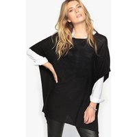 Poncho Style Jumper