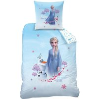 Frozen Duvet Cover and Pillowcase Set.