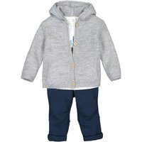 3-Piece Outfit in Cotton Mix, 1 Month-3 Years