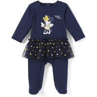 Sleepsuit with Minnie Mouse Print and Ruffles, 3 Mths-2 Years