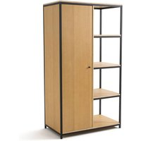 Talist Wardrobe with Hanging Rail and Shelves