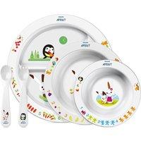 SCF716/00 Mealtime Set, 6 Months +