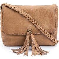 Brandy Suede Handbag