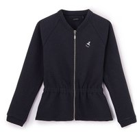Quilted Jacket with Embroidery, 3-14 Years