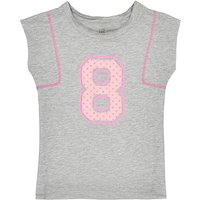 Vest Top Printed with Number 8, 3-12 Years