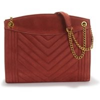 Simone Quilted Leather Handbag