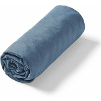 Elina Washed Linen Fitted Sheet for Thick Mattresses