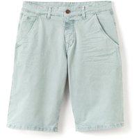 Fade-Effect Bermuda Shorts