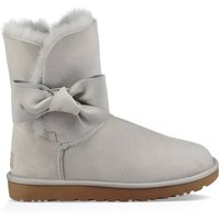 Daelynn Wool Lined Leather Ankle Boots