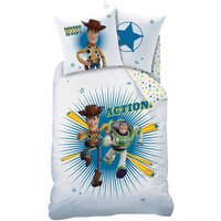 Toy Story Duvet Set + Pillowcase in Printed Cotton.