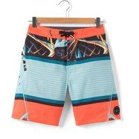 Striped Multicoloured Swim Shorts 8-16 Years