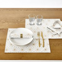 Nordic Star Set of 2 Placemats