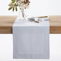 Border Cotton-Linen Table Runner.