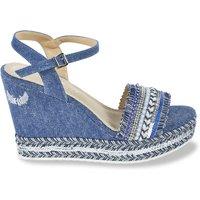 Tali Wedge Sandals