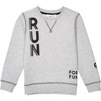 Crew Neck Sweatshirt, 3-12 Years