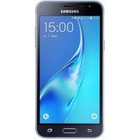 Smartphone Samsung Galaxy J3 (2016) DUOS Noir, Dual SIM 12,6 cm (5 pouces) 1.5GHz quad-core SC9830I