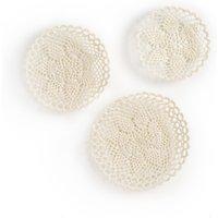 Tafsut Set of 3 Crochet Wall Hangings