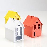 Lamen Small Metal Model House