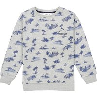 Printed Sweatshirt, 3-12 Years
