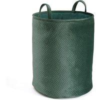 Gary Velvet Laundry Basket