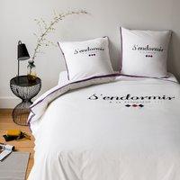 S'Endormir à la Française (Fall Asleep French-Style) Duvet Cover