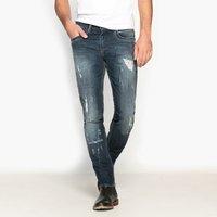 Cotton Mix Slim Fit Jeans