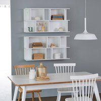 Doll Free-Standing or Wall-Mountable Shelf Unit