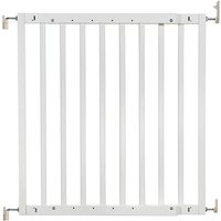 Color Pop Safety Gate, White