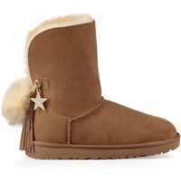 Classic Charm Leather Boots