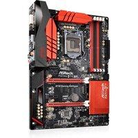 Carte mère ATX ASRock Fatal1ty B150 Gaming K4/Hyper Socket 1151 - SATA 6Gb/s - USB 3.0 - 2x PCI-Express 3.0 16x