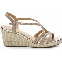 Joft Glit Wedge Sandals