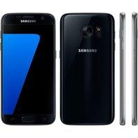 Téléphone Samsung Galaxy S7 32 Go Noir reconditionné à neuf