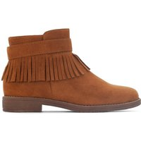 Fringed Boots, 28-35
