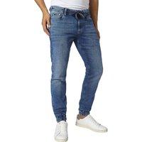 Straight Regular Fit Jeans, Length 28.5